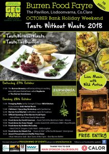 Burren Food Fayre2018_a4poster