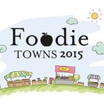 Foodie Towns 2015