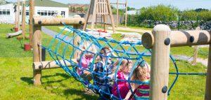 Burren Nature Sanctuary Play area