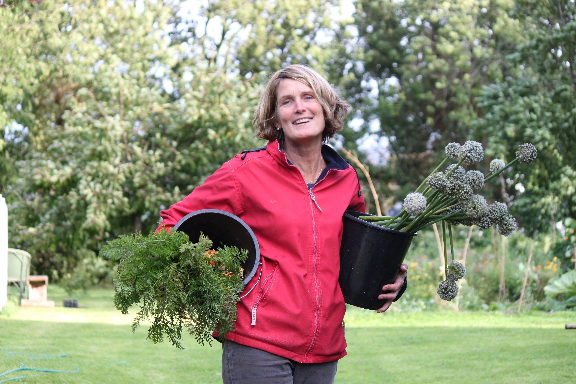 Deborah Evers Clareville House Kitchen Garden