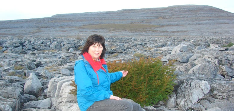 Walking Guide Marie McGauran