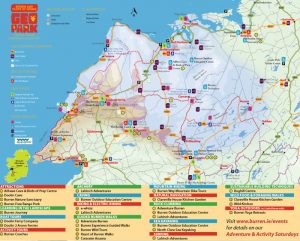 Adventure & Activity Map 2015