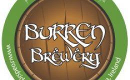 Burren Brewery logo round