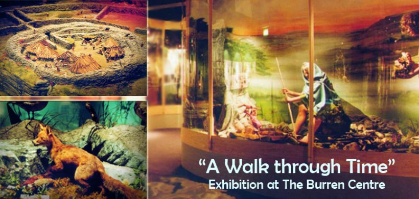 Burren Centre Exhibition