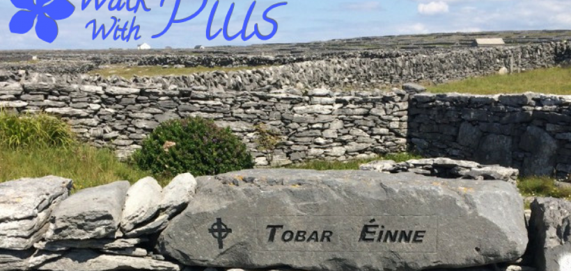 Caomhan's Pattern Day Walk on Inisheer