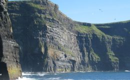 Cliffs of Moher cruise