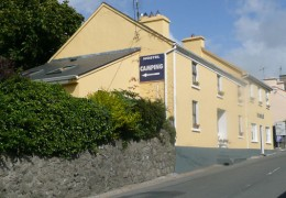 Corofin Hostel and camping