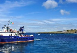 Doolin2Aran Ferries Happy Hooker