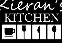 Kierans kitchen 2017/1