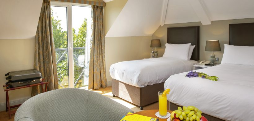 Hylands Burren Hotel Ballyvaughan. Photograph by John Kelly.