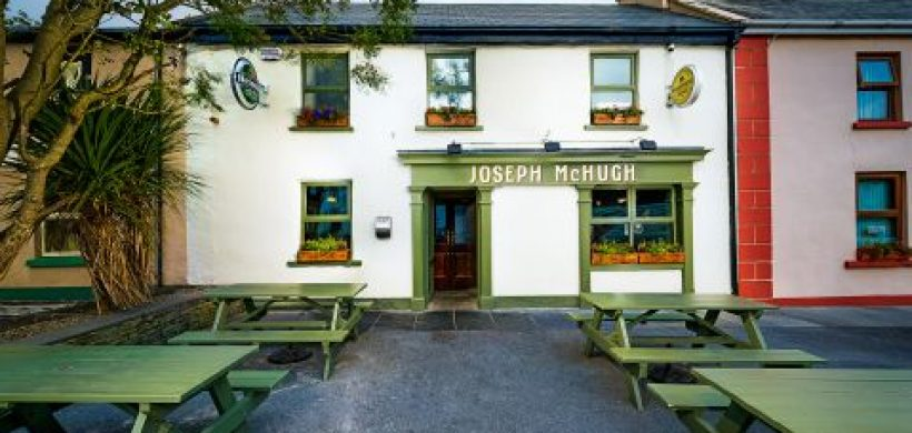 J Mc Hughs Bar & Restaurant