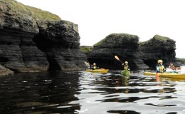 Sea Kayaking with North Clare Sea Kayaking