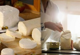 St Tola cheeses