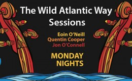 Wild Atlantic Way sessions