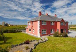 Moloney House, Doolin, Accommodation