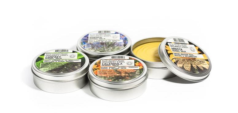 Burren Perfumery Organic Cream