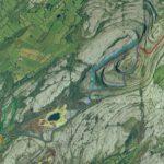 Burren National Park Map