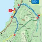 Caher Valley Loop Walk Map