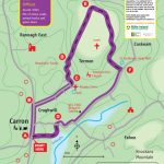 Carron Loop Walk Map