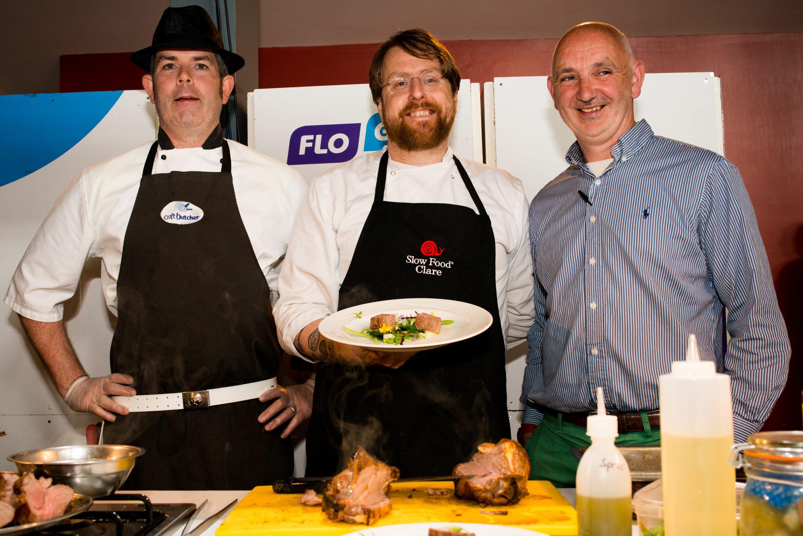 Burren Food Trail 2015