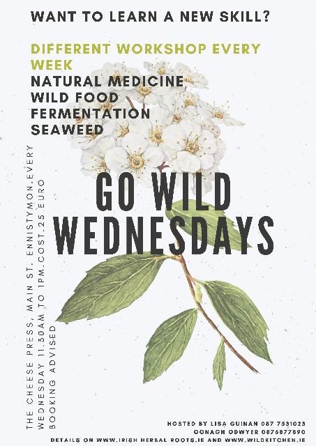 Go Wild Wednesdays