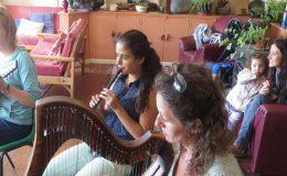 Boghill Centre music workshop