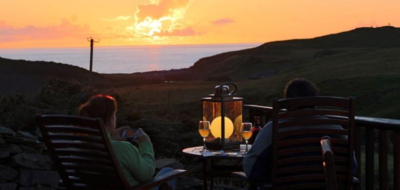 Sea View House Atlantic Sunset